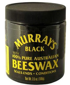 Black Beeswax