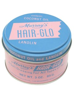 Hair Glow With Coconut Oil And Lanolin