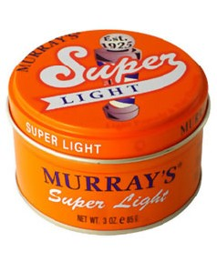Super Light Pomade and Hair Dressing