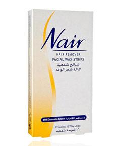 Severe dry facial skin