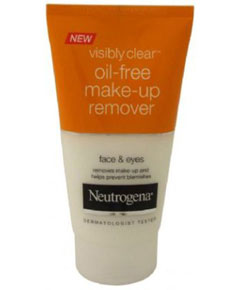 Free Mascara on Neutrogena Visibly Clear Oil Free Makeup Remover   Pakcosmetics