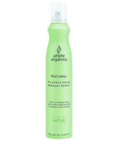 Phyto Organics Natural Flexible Hold Memory Spray