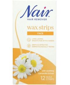 Hair Remover Facial Wax Strips