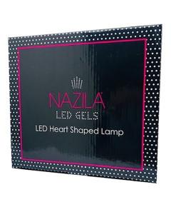 Nazila LED Gels Heart Shape Lamp