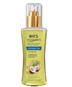 ORS Essentials Coconut Oil