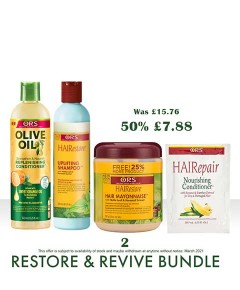 ORS Mothers Day Restore And Revive Bundle 2