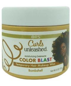ORS Curls Unleashed Color Blast Moisturizing Beeswax Bombshell
