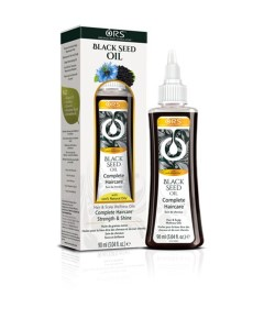 Hair And Scalp Wellness Black Seed Oil
