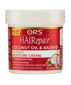 ORS Hairepair Coconut Oil And Baobab Intense Moisture Creme