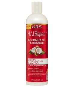 ORS Hairepair Coconut Oil And Baobab Invigorating Shampoo