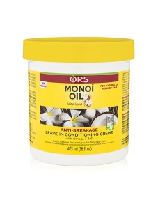 ORS Monoi Oil Anti Breakage Leave In Conditioning Creme