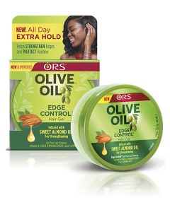 ORS Olive Oil With Sweet Almond Oil Extra Hold Edge Control Gel