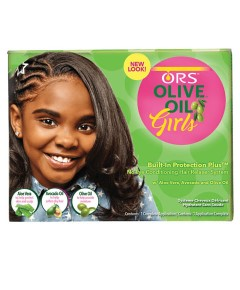 ORS Olive Oil Girls No Lye Conditioning Relaxer System