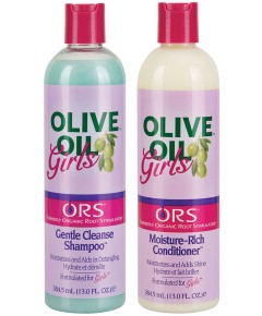 Olive Oil Girls Conditioner And Shampoo