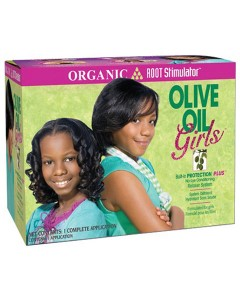 Organic Root Stimulator Olive Oil Girls Relaxer