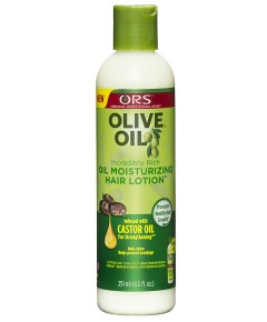 ORS Olive Oil Incredibly Rich Oil Moisturizing Hair Lotion With Castor Oil
