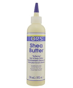 ORS Shea Butter Softening Hair And Scalp Lotion