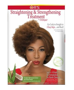 ORS Hairepair Straightening And Strengthening Treatment