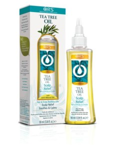 ORS Hair And Scalp Wellness Tea Tree Oil