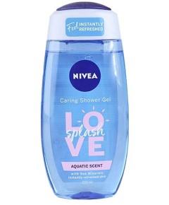 Love Waves Aquatic Scent Shower Cream