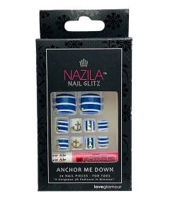 Nail Glitz Love Glamour Anchor Me Down