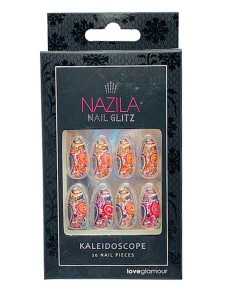 Nail Glitz Love Glamour Kaleidoscope