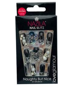Nail Glitz Love Glamour Naughty But Nice