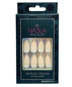 Nail Glitz Love Glamour Reverse French