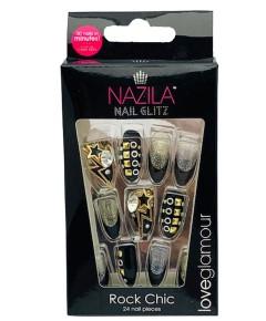 Nail Glitz Love Glamour Rock Chic