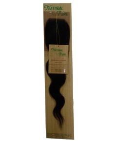 Unprocessed Virgin Remy HH Natural Lace Parting Natural Wave