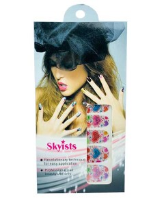 Skyists Love Nail Stickers