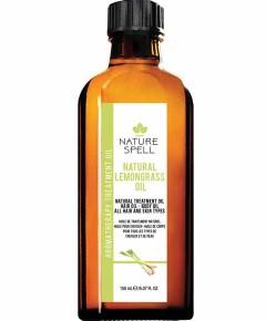 Aromatherapy Natural Lemongrass Oil