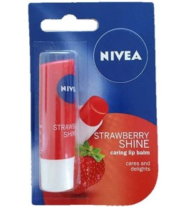 Strawberry Shine Caring Lip Balm
