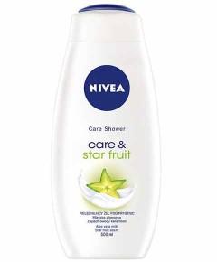 Care And Star Fruit Aloe Vera Milk Shower Cream