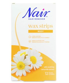 Hair Remover Body Wax Strips