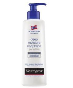 Neutrogena Norwegian Formula Deep Moisture Body Lotion