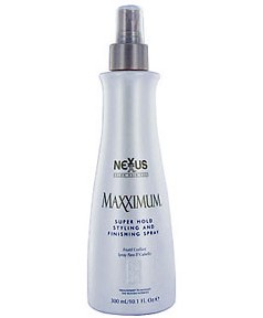Maxximum Super Hold Styling and Finishing Spray