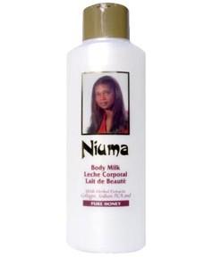 Niuma Pure Honey Body Milk