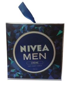 Men Creme For Face Body And Hand