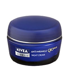 Nivea Visage Anti Wrinkle Q10 Plus Night Cream
