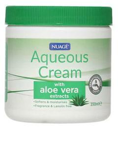 Nuage Aqueous Cream With Aloe Vera Extracts