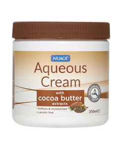 Nuage Aqueous Cream With Cocoa Butter Extracts