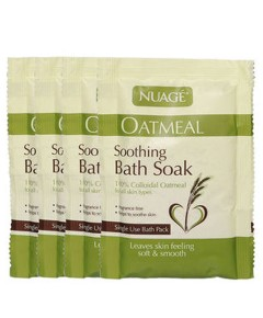 Nuage Oatmeal Soothing Bath Soak