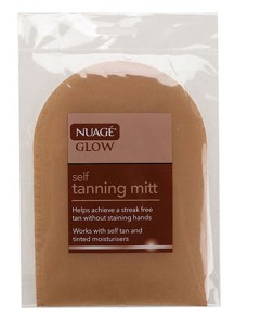 Nuage Glow Sellf Tanning Mitt
