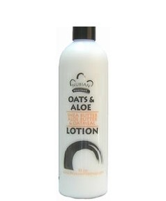 Oats and Aloe Lotion