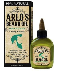 Original Arlo's Beard Oil Fresh To Death Cooling Treatment