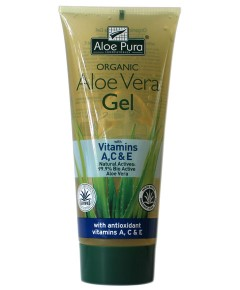 Aloe Pura Aloe Vera Gel With Vitamins A C And E