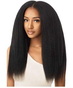 Big Beautiful Hair Kinky Straight Clip In
