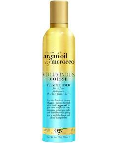 Argan Oil Voluminous Mousse