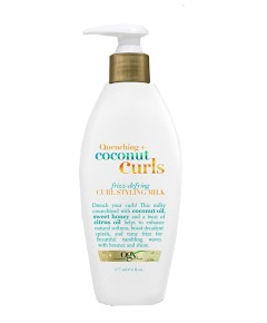 Quenching Coconut Curls Frizz Curl Styling Milk